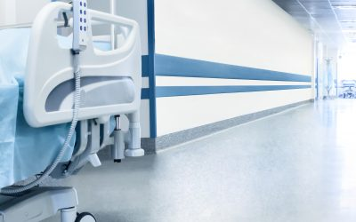 Healthcare – antimicrobial protection for walls